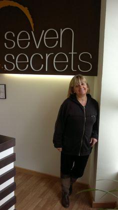 Caso de éxito del tratamiento de cavitación de Antonia en Seven Secrets Tarragona