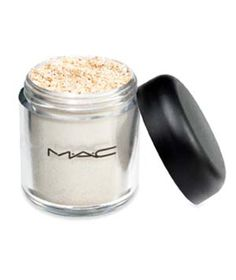MAC Pigment. This will last you forever and longer. Leaves such a pretty sheen.