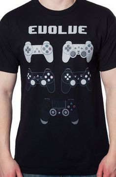 Controllers T-Shirt: Video Games Playstation T-shirt - Gamer House Ideas 2019 - 2020 Gamers, Ps4 Games, Gaming Computer, Gaming Setup, Looks Cool, Online Games, Just In Case, Videogames, Moda Masculina