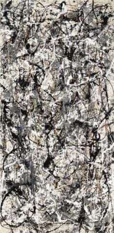 Cathedral - Jackson Pollock