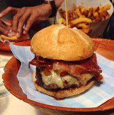 Big Maka: The Ultimate Beach Burger @ Makamaka [Barcelona]