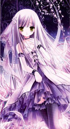 I know, its anime...but still pretty.