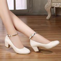Pretty Shoes, Beautiful Shoes, Cute Shoes, Me Too Shoes, Lace Up Heels, Pumps Heels, Prom Shoes, Dance Shoes, Women's Shoes