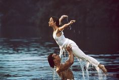 Dirty Dancing - Publicity still of Jennifer Grey & Patrick Swayze Patrick Swayze, Dirty Dancing, Dancing Baby, 80s Movies, Iconic Movies, Film Movie, Call Of Duty, Movies Showing, Movies And Tv Shows