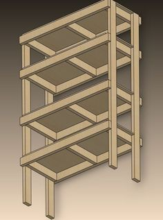 Best Of Basement Storage Shelves Ideas