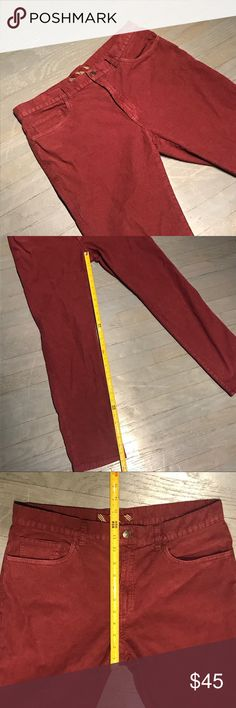 Brooks Brothers Red Fleece Maroon Corduroy Pants Brooks Brothers Red Fleece Maroon Burgundy Corduroy Pants. Excellent condition no issues Brooks Brothers Pants Corduroy