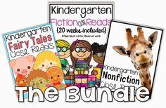 Kindergarten Close Read
