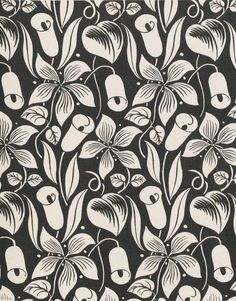 The Arum, a canvas of Tournon, by Raoul Dufy. In 1920, La Gazette du Bon Ton, published reproductions of paintings of Tournon by Dufy. Designs included lampas (luxury fabric with a background weft), brocades and brocatelles (stiff decorating fabric with patterns in high relief)