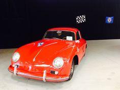 1958 Porsche 356A, 4-cyl., 1582cc, 70hp