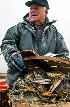 Deal Island Crabber — Jay Fleming Photography