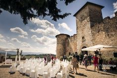 Hold your Wedding in this beautiful Castle in the Chianti region