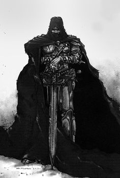 Prints from £45 Aragorn by Neil McClements