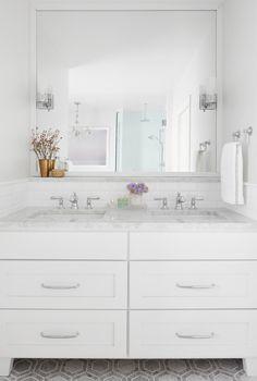 bathroom #bathroomremodel #bathroomdesign #interiors #bhghome ... on