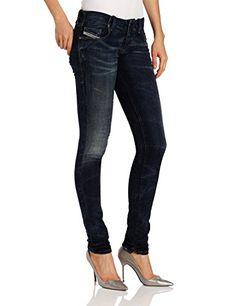 DIESEL Diesel Women'S Grupee-Ne 666U Sweat Jeans. #diesel #cloth #