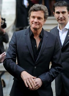 Colin Firth Photos - 20th Century Fox Presentation - Comic-Con International 2014 - Zimbio