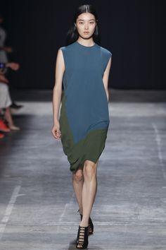 Printemps-été 2013 / Narciso Rodriguez / Vogue Paris / Mode