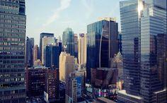 Die Sky Room-Bar: Manhattans höchste Dachterrasse #newyork #lovingnewyork