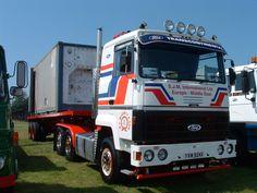 Alle Größen | FORD TRANSCONTINENTAL | Flickr - Fotosharing! Old Lorries, Cab Over, Big Trucks, Semi Trucks, Vintage Trucks, Commercial Vehicle, Classic Trucks, Volvo, Transportation