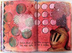 Art Journaling en Mixed Media :