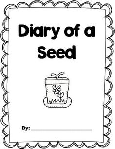 FREE! This is a great follow up activity to planting seeds. Our class loves the…