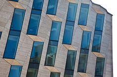 Horten, Copenhagen - Unitised sandwich facade