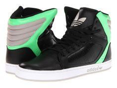 adidas Originals adi High EXT Black/Collegiate Silver/Green Zest
