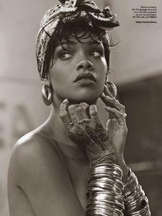 nice Vogue Brasil Maio 2014 | Rihanna por Mariano Vivanco  [Editorial]