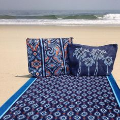 Marrakesh makes a statement at the beach!