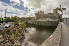 Cahir Castle, County Tipperary, Ireland.