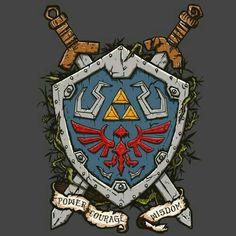 Links shield