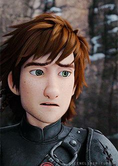 Hiccup and Valka