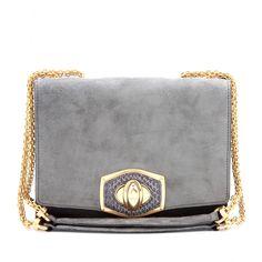 Margot leather shoulder bag