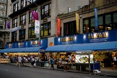 """Fairway Market Flagship Store on the Upper West Side - """"Like No Other ..."""
