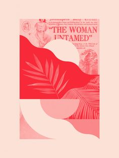 The Woman Untamed by Brent Schoepf is part of Graphic design posters - Graphic Design Branding, Graphic Design Posters, Graphic Design Illustration, Graphic Design Inspiration, Typography Design, Graphic Art, Lettering, Corporate Design, Brochure Design