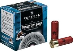 Cabelas: Federal Speed-Shok Steel Shotshells
