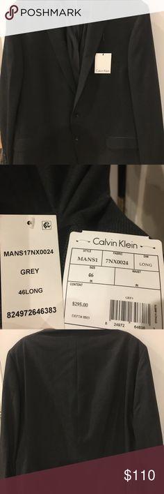 Brand new Calvin Klein black blazer Retails for 295 great black blazer Calvin Klein Suits & Blazers Sport Coats & Blazers