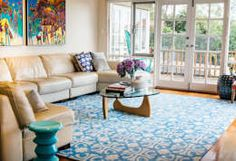 eclectic Living room by Indie Style Interiors