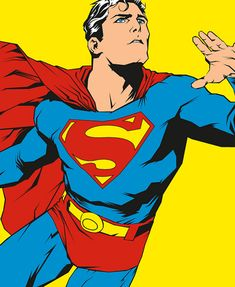 I Quickly Realized That The Best Example Of Triadic Colors Is Well Known Superman