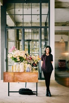 The 27-year-old Sydney florist planning to revolutionise the flower scene in Berlin
