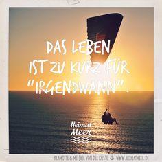 """Warte nicht auf """"irgendwann""""! Schnapp deine Liebsten und auf ins Abenteuer! >>"""