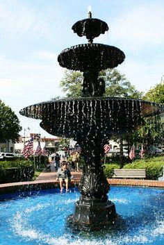 Beautiful Marietta Square
