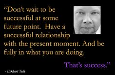 Whats success? This is...