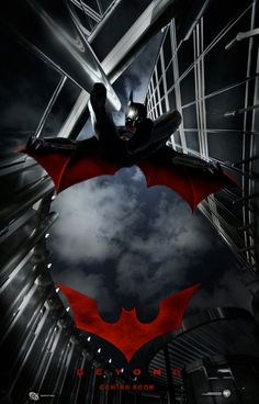 I really wish there was a live-action Batman Beyond film coming out.