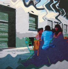 """Mostra """"Il viaggio"""" di Amato Patriaca, dal 16 gennaio al 10 febbraio 2013 allo Spazio Oberdan della Provincia di Milano. """"Brera"""""""