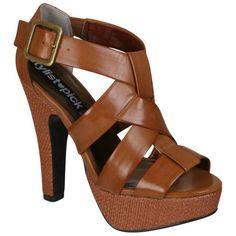 Stylist Pick 'isla' Women's Platform Heel ($16) ❤ liked on Polyvore