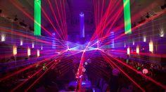 Lasershow, Laser Show by LASER Performance Berlin | Lasershows und Showlaser, professional Lasershow Entertainment
