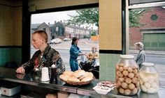 Andy Collins, Martin Parr