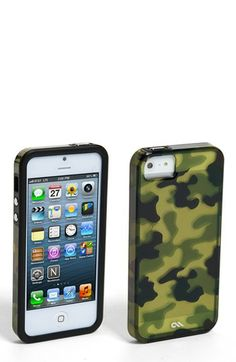 Case-Mate® 'Urban Camo' iPhone 5 & 5s Case available at #Nordstrom