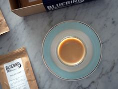 The Perfect Tea – Sophie Laetitia | Bluebird Tea | Tea Flatlay