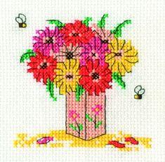 http://www.dmccreative.co.uk/Inspiration/Projects/Cross-Stitch-Inspiration/Gerbera-model.aspx
